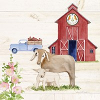 Life on the Farm IV Fine-Art Print