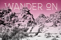 Ombre Adventure IV Wander On Fine-Art Print