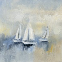 Morning Sail II Fine-Art Print