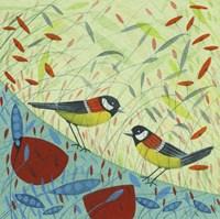 Bird Design Fine-Art Print