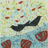 Blackbirds Fine-Art Print