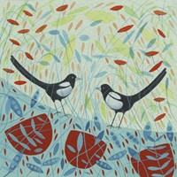 Magpies Fine-Art Print