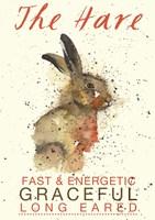 Hare Breed Fine-Art Print