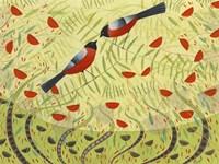 Bullfinches Fine-Art Print