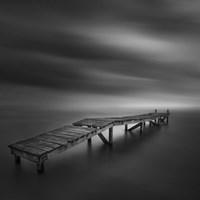 Lonely Dock Fine-Art Print