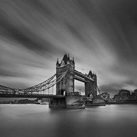 Tower Bridge 1 Mid Fine-Art Print