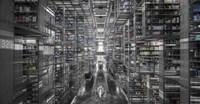 La Ciudad De Los Libros Fine-Art Print