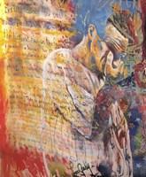 Luckiest Man On Earth Lou Gehrig Fine-Art Print