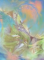 Pastel Warrior Fine-Art Print