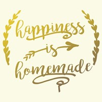 Happiness Home Made 2 Fine-Art Print