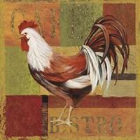 Gourmet Rooster I Fine-Art Print