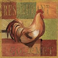 Gourmet Rooster II Fine-Art Print