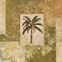 Palm Patchwork II Fine-Art Print