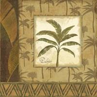Palmier Tropical I Fine-Art Print