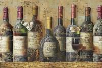 Wine Collection I Fine-Art Print