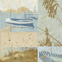 Coastal Moments II Fine-Art Print
