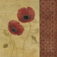 Red Poppies I Fine-Art Print
