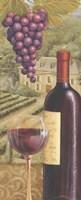 French Vineyard II Fine-Art Print