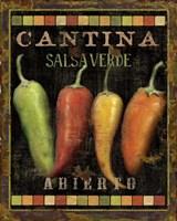 Cantina I Fine-Art Print