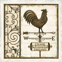 Weathervane Wisdom II Fine-Art Print