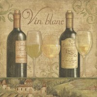 Vineyard Flavor I Fine-Art Print