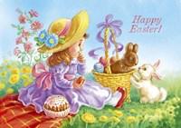 Happy Easter Fine-Art Print