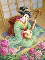 Geisha Fine-Art Print