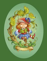 The Fairy On The Swing Fine-Art Print