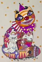 Clown 3 Fine-Art Print