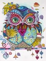 Owl From Venice 1 Fine-Art Print