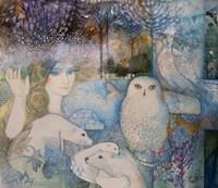 Winter Tales Fine-Art Print