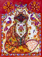 Fox Folk Fine-Art Print