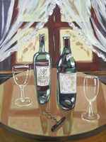 Wine for Two Fine-Art Print