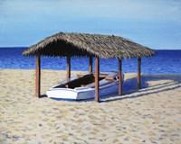 Block Island Boat Fine-Art Print