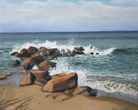 Block Island Wave Fine-Art Print