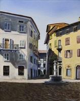 Italy Street Fine-Art Print