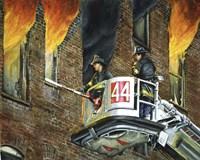 Ladder 44 Fine-Art Print