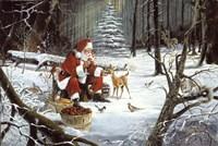 Christmas Party Fine-Art Print