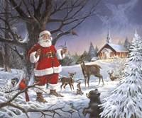Christmas Service Fine-Art Print