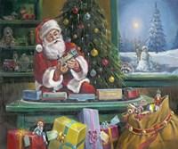 Christmas Is Coming Fine-Art Print