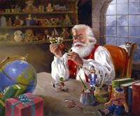 Santas Approval Fine-Art Print