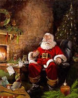 Santas Treats Fine-Art Print