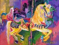 Carousel Horse 2 Fine-Art Print