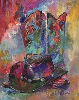 Boots Fine-Art Print