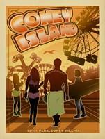 Coney Island Fine-Art Print