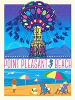 Point Pleasant Beach Fine-Art Print
