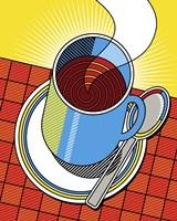 Diner Coffee Fine-Art Print