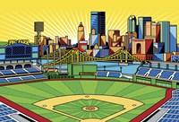 PNC Park Pittsburgh Fine-Art Print