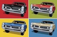 1967 GTO Classic Car Fine-Art Print