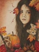 Autumn - Seasons Series Fine-Art Print